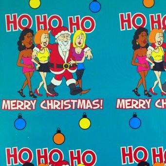 Funny Quotes Christmas Wrapping. QuotesGram