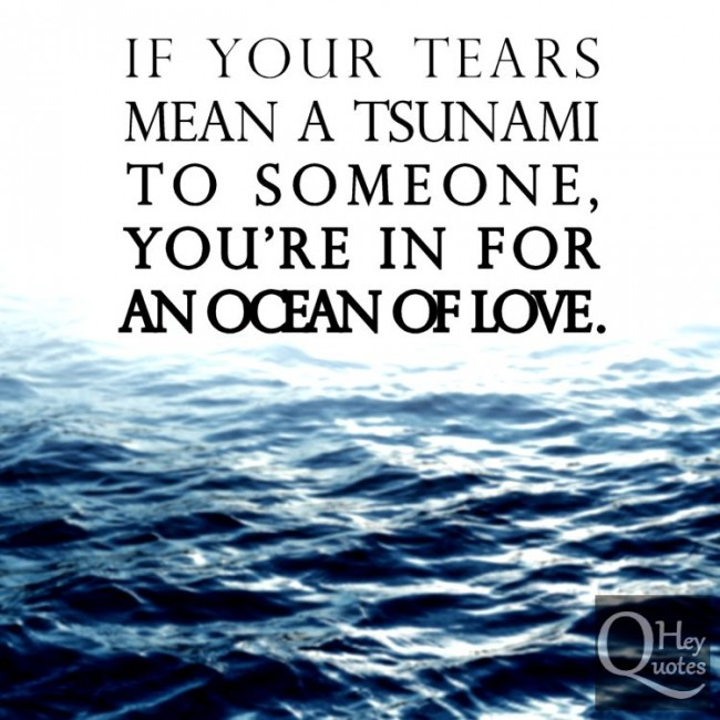 Saying Quotes About Sadness: Quotes About Sadness And Tears. QuotesGram