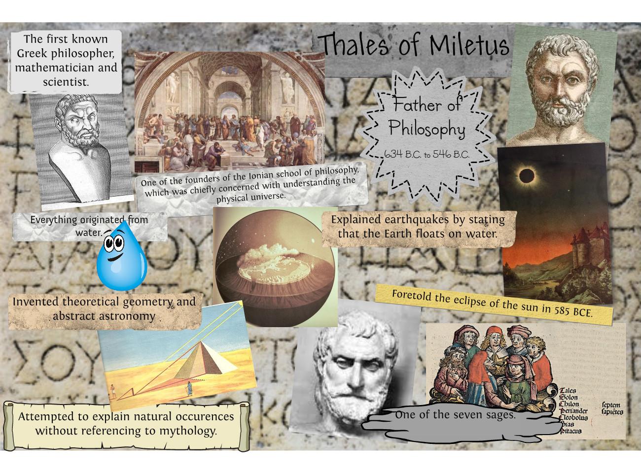 thales of miletus greek domain