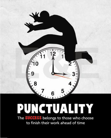 being punctual Discover and share quotes about being punctual explore our collection of motivational and famous quotes by authors you know and love.