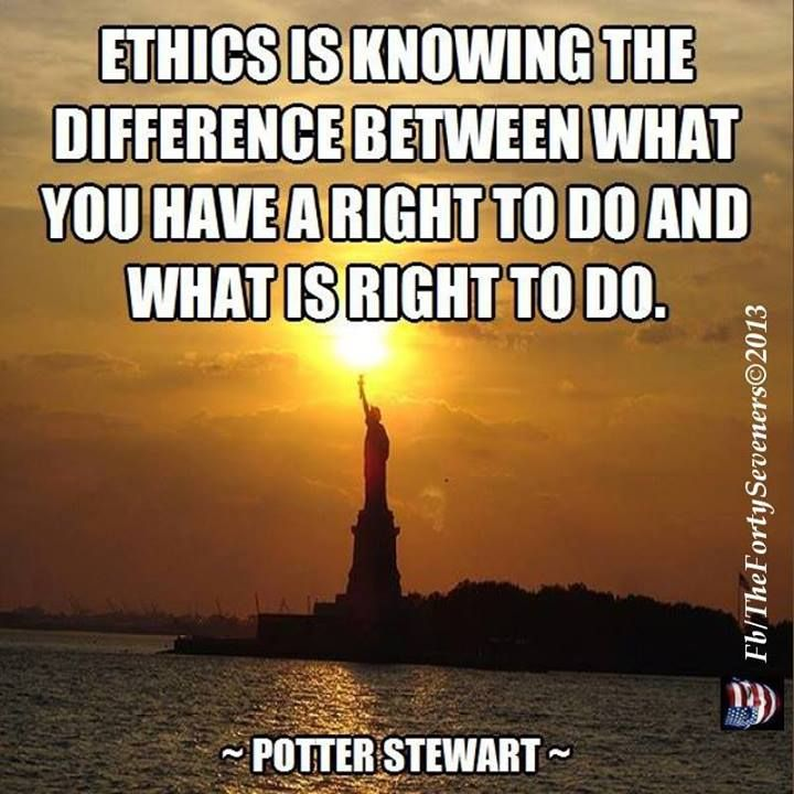 Quotes And Sayings: Ethics Quotes And Sayings. QuotesGram