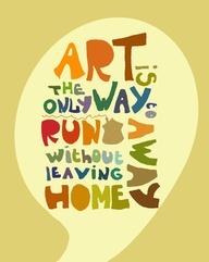 Funny Art Quotes Quotesgram