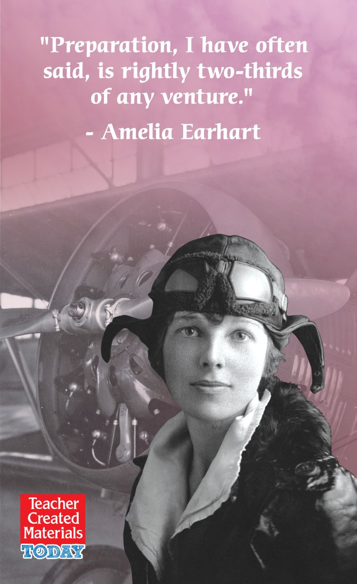 the courage of amelia earhart James ferocious: amelia earhart's childhood dog it was because of james ferocious that amelia earhart found the courage to become the first woman in history to fly solo across the atlantic ocean james ferocious, a large black dog, loved amelia but was not friendly with strangers therefore, the dog was kept tied to a shed.