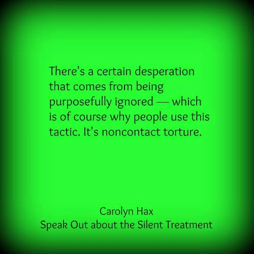 Quotes About The Silent Treatment. QuotesGram