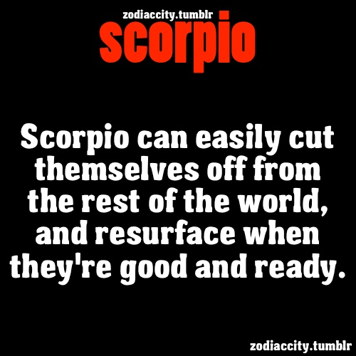 Scorpio Quotes Astrology. QuotesGram