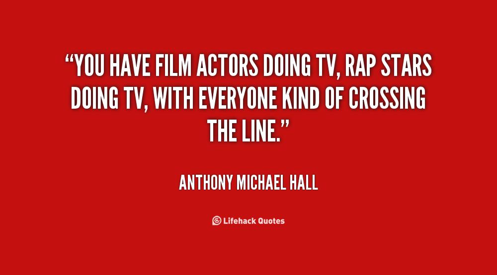 Foyer Hallway Quotes : Anthony michael hall quotes quotesgram