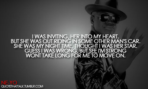TOP 25 QUOTES BY NE-YO | A-Z Quotes