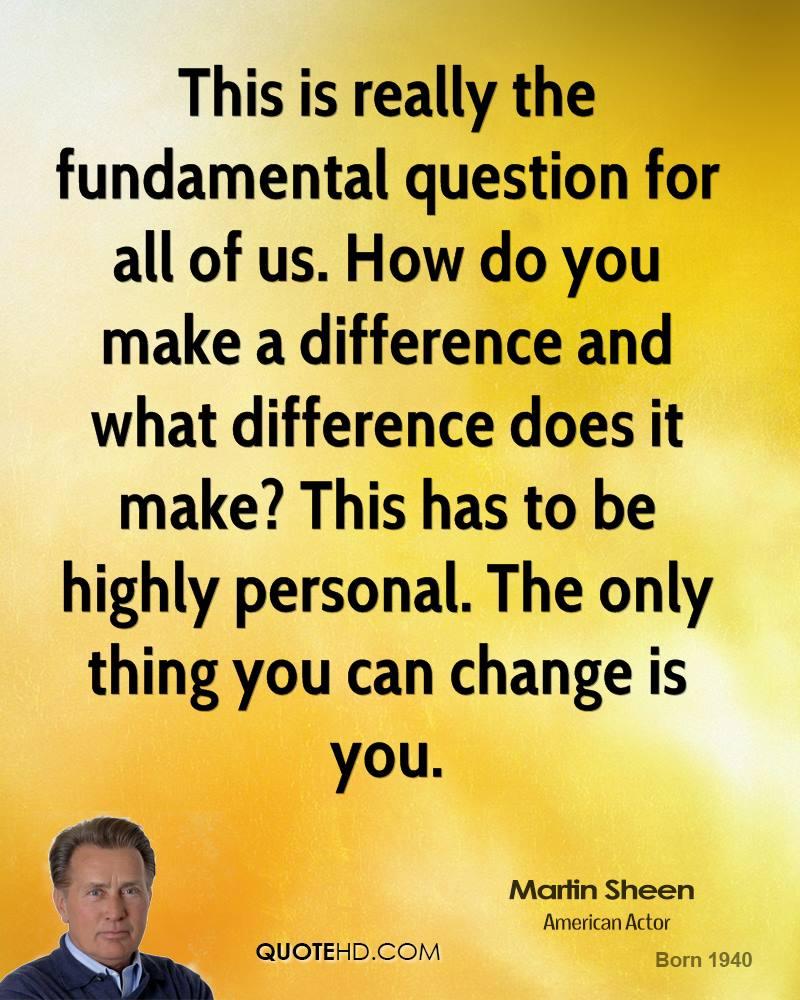 Fundamental Quotes Images: Fundamental Change Quotes. QuotesGram