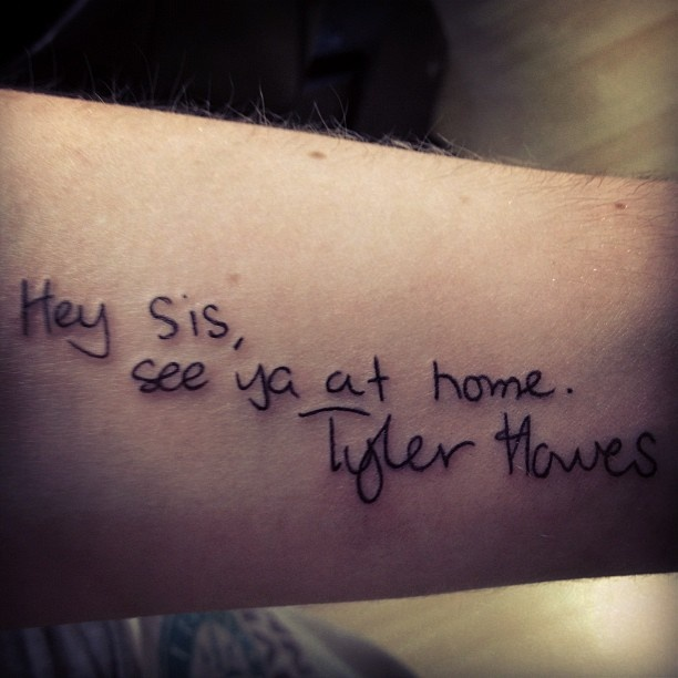 Mom Passed Away Quotes Tattoos. QuotesGram
