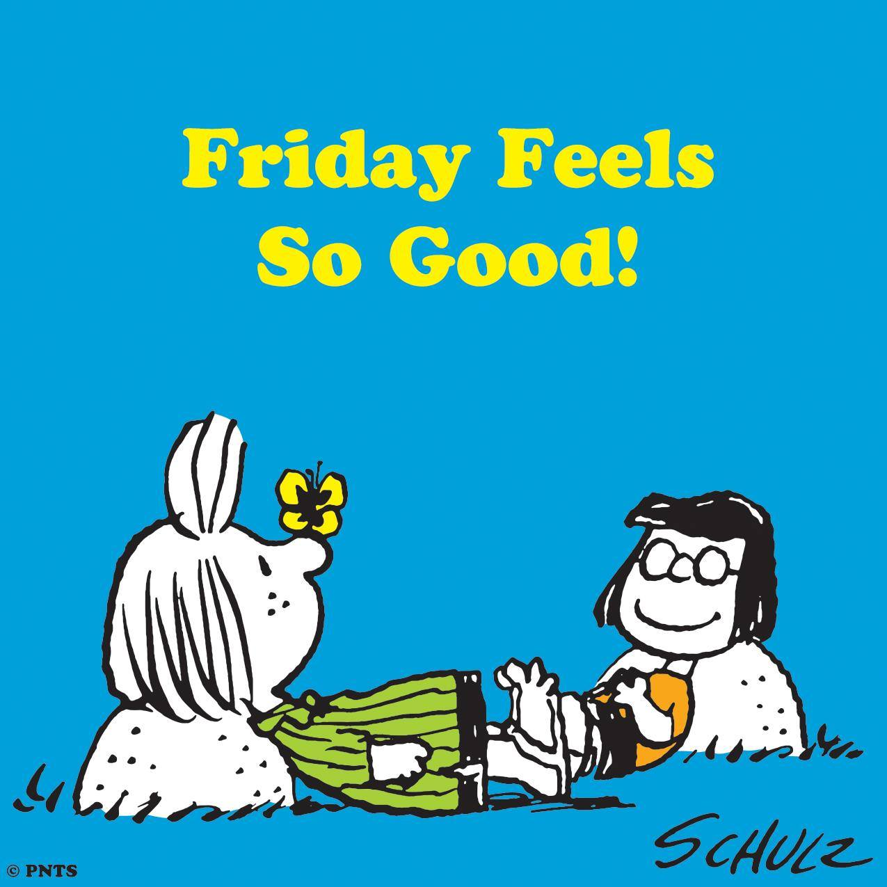 Snoopy Happy Friday Quotes. QuotesGram