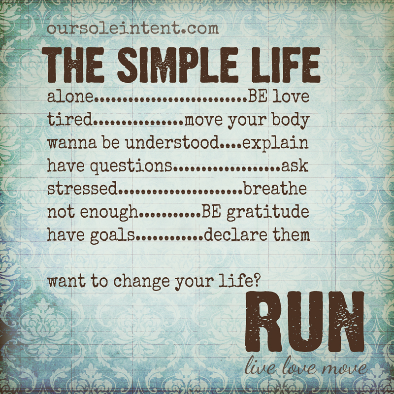 Simple Life Quotes Funny: Running Quotes. QuotesGram
