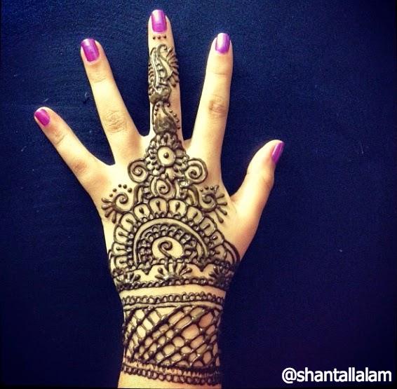 Mehndi Flower Quote : Henna quotes quotesgram