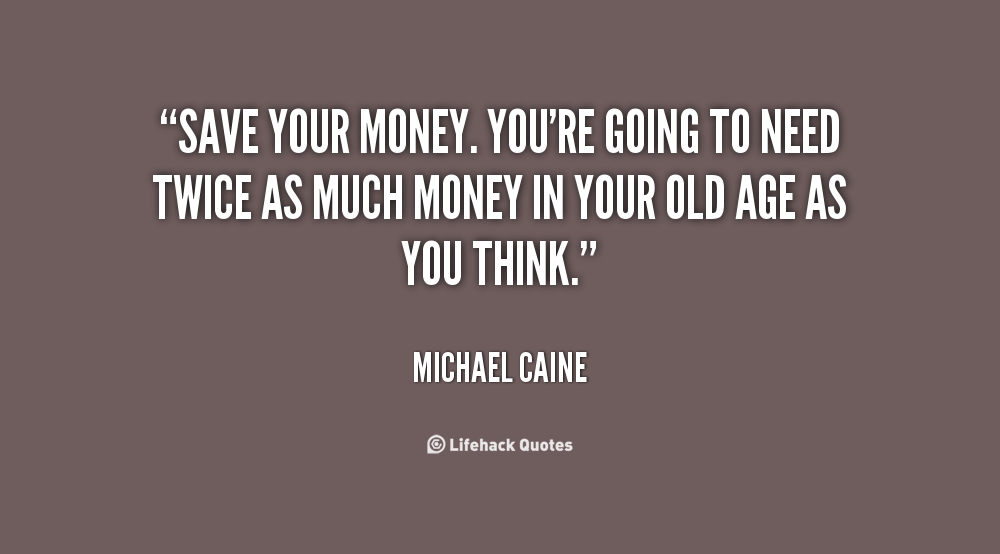 Quotes About Saving Money. QuotesGram