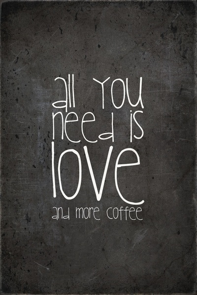 Quotes About Life And Coffee Quotesgram