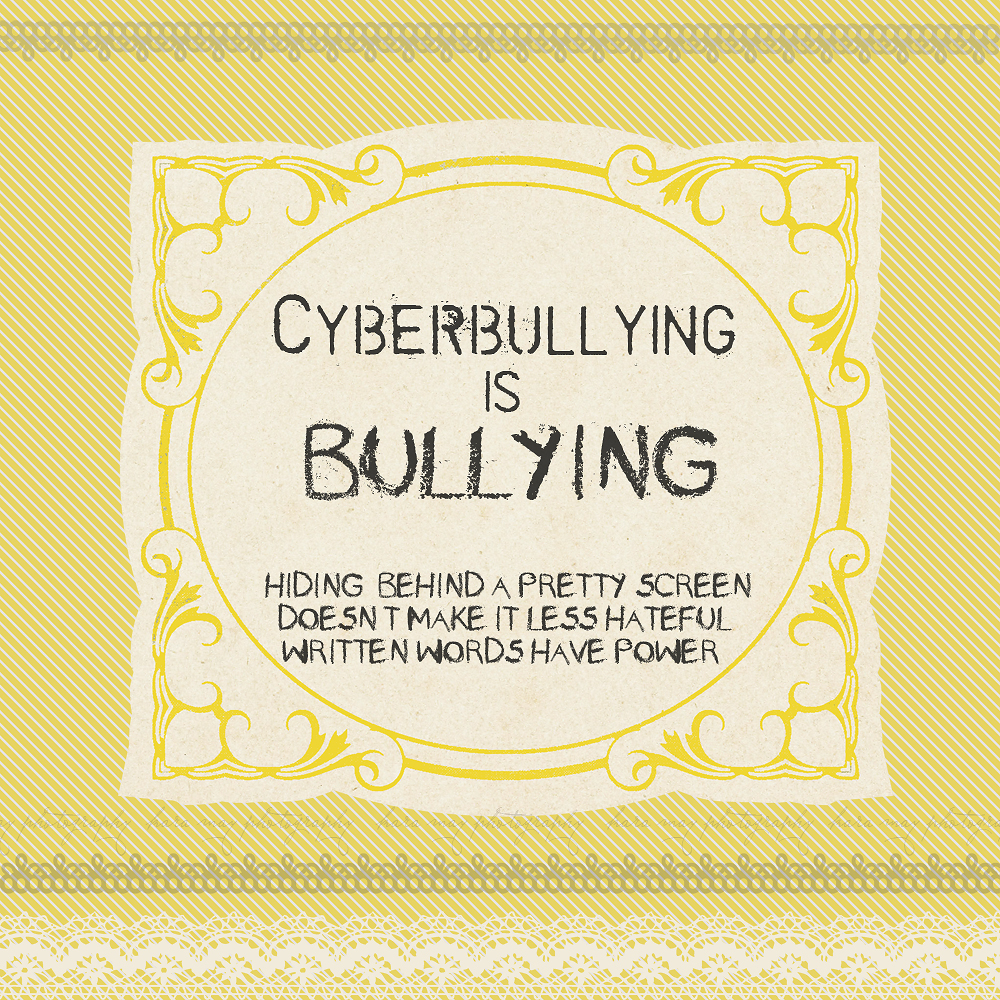 Cyber Bullying Quotes: Cyberbullying Quotes. QuotesGram