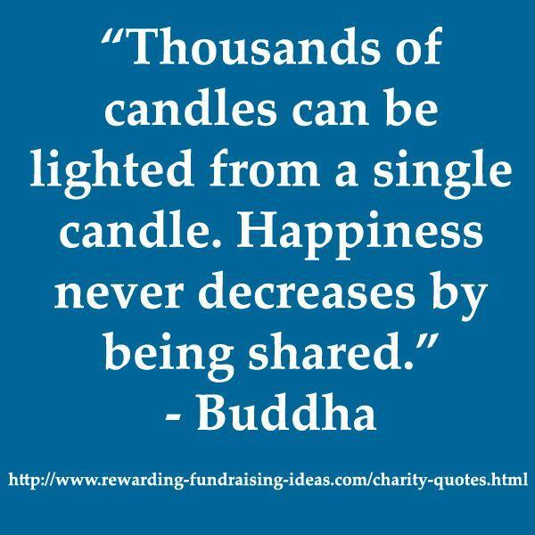 Donation Quotes: Inspirational Quotes About Charity. QuotesGram