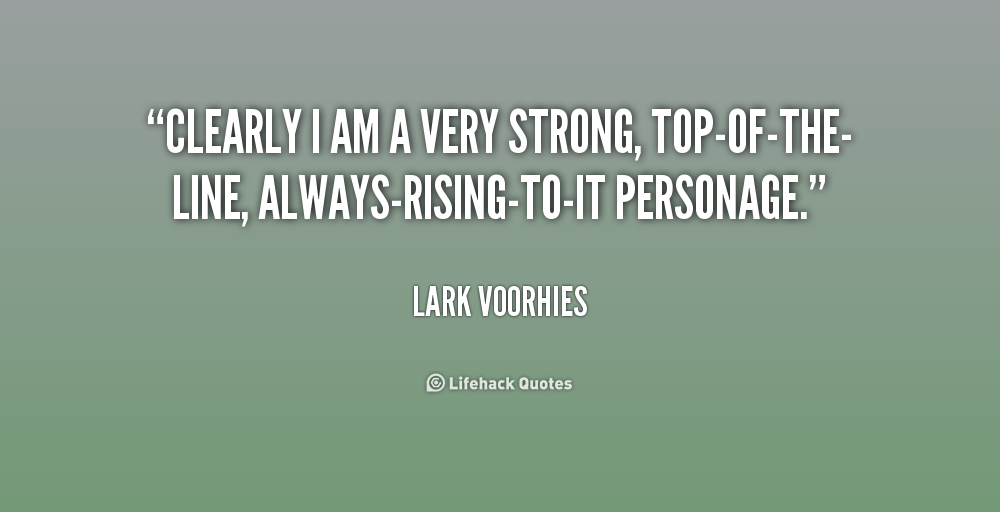 Now I Am Stronger Quotes. QuotesGram
