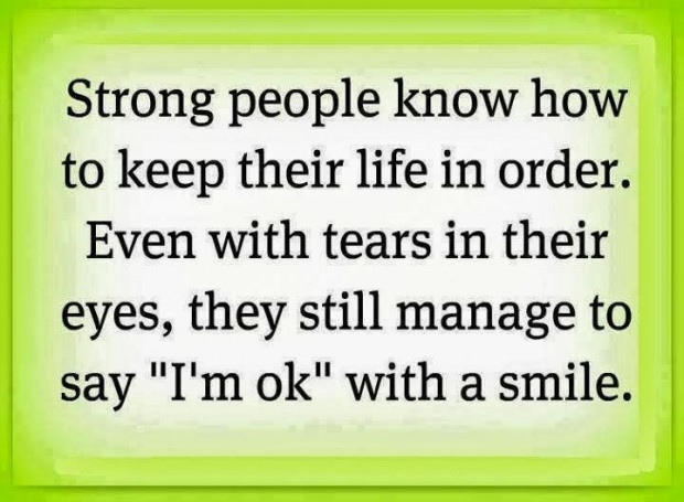 Im A Stronger Person Quotes. QuotesGram