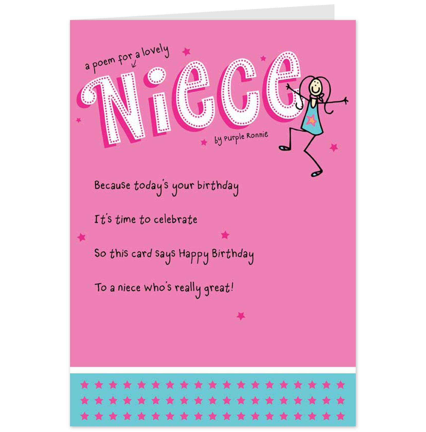 Funny Birthday Quotes For Niece. QuotesGram