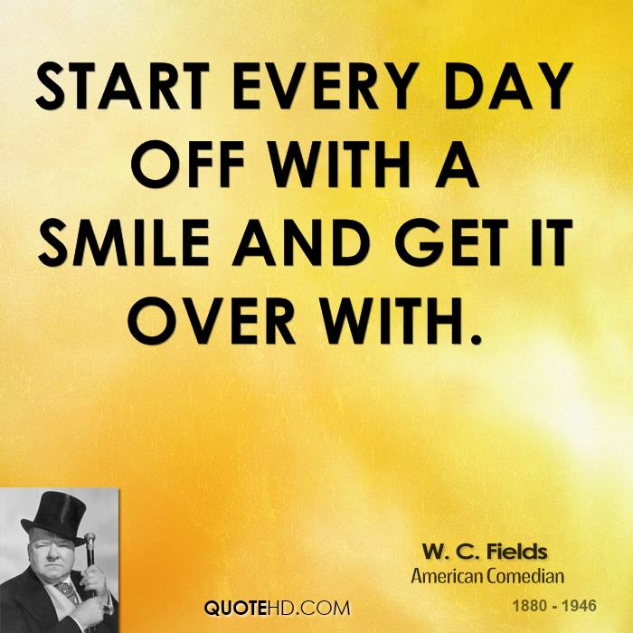 Quotes To Start The Day: Start The Day Off Quotes. QuotesGram