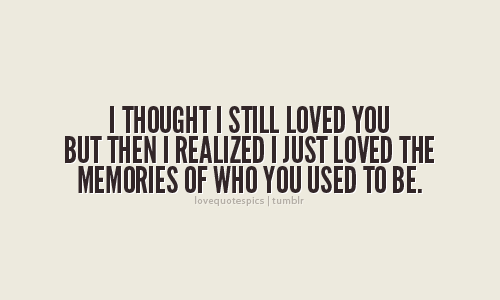 I Thought You Loved Me Quotes. QuotesGram