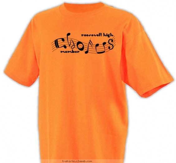 Choir Design For T Shirts