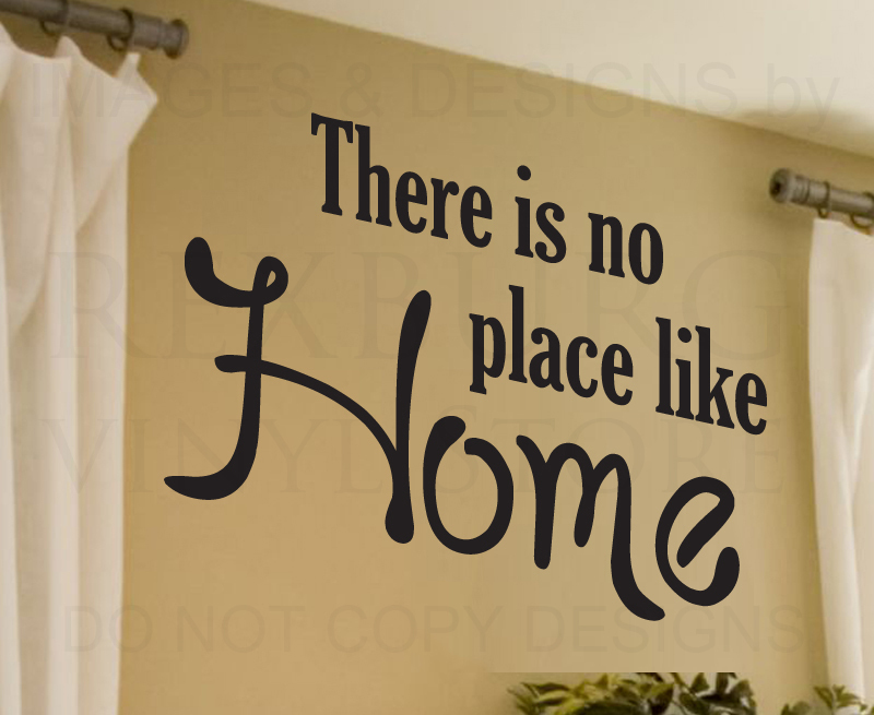 Contemporary Foyer Quotes : No place like home quotes quotesgram