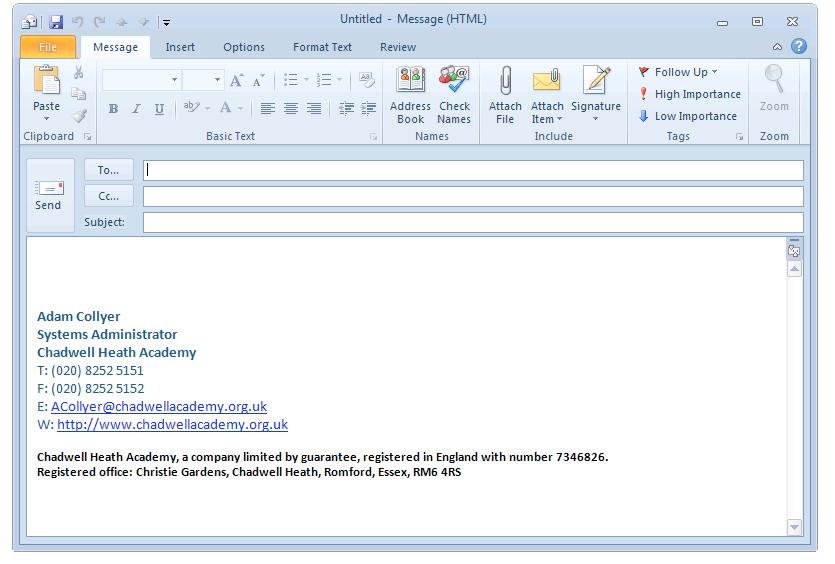 company email signature templates - professional email signature quotes quotesgram
