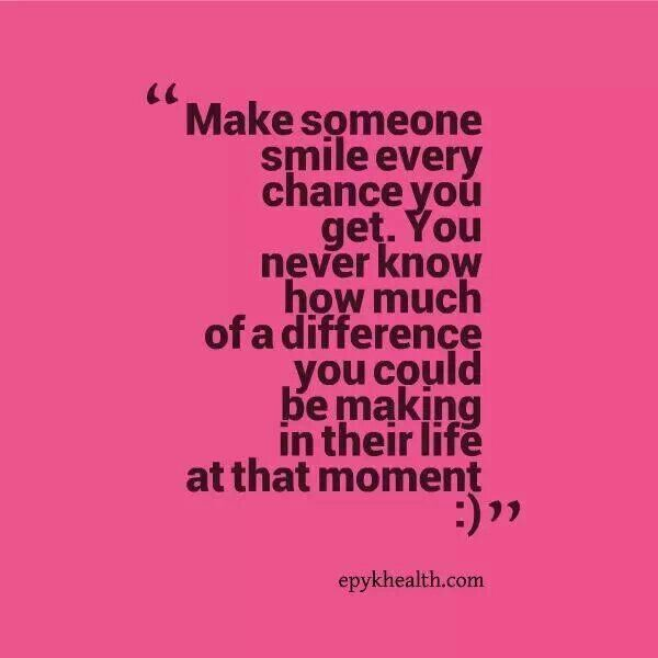 Quotes That Make You Smile: Funny Quotes To Make Someone Smile. QuotesGram