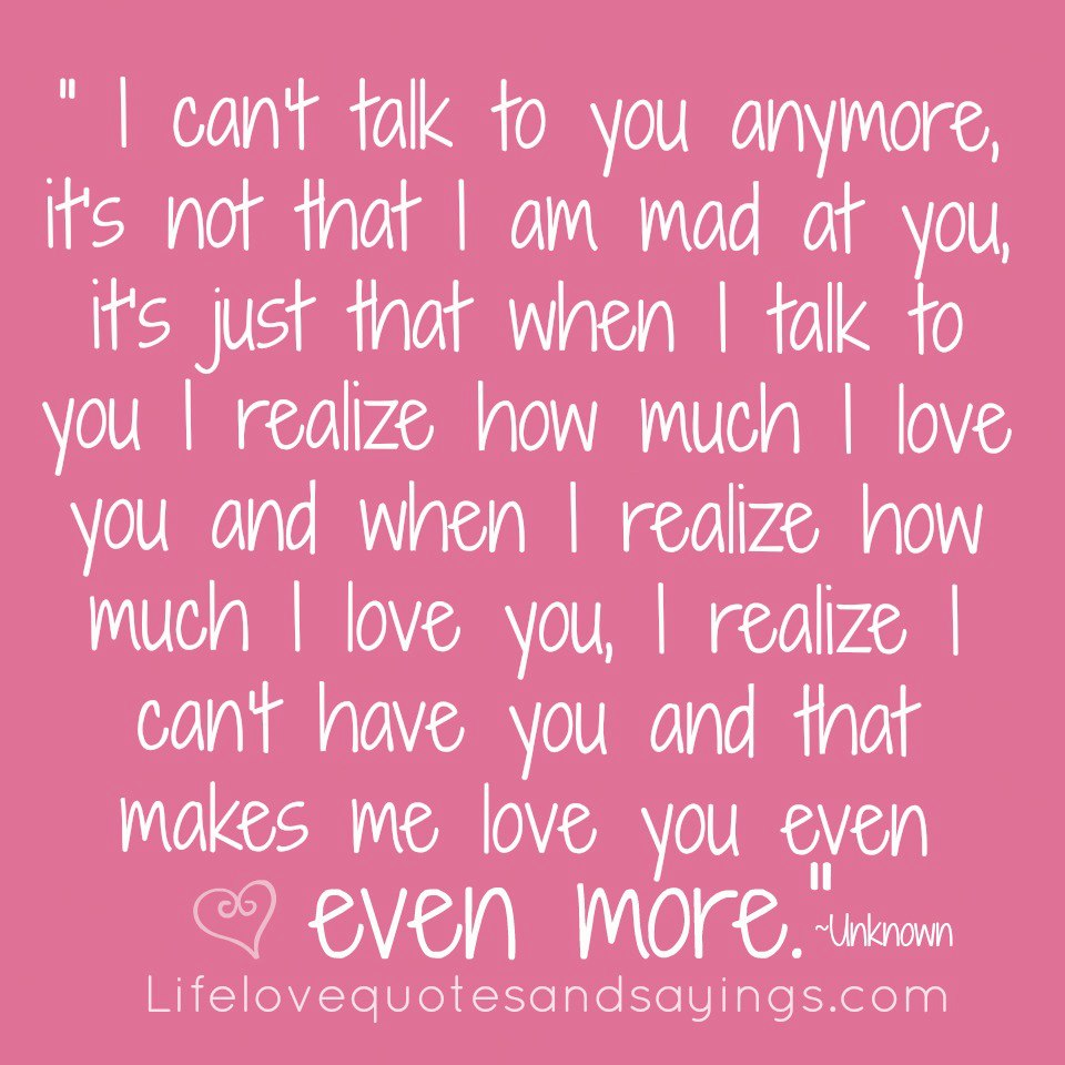 Love U Cant Have: Loving Someone You Cant Have Quotes. QuotesGram