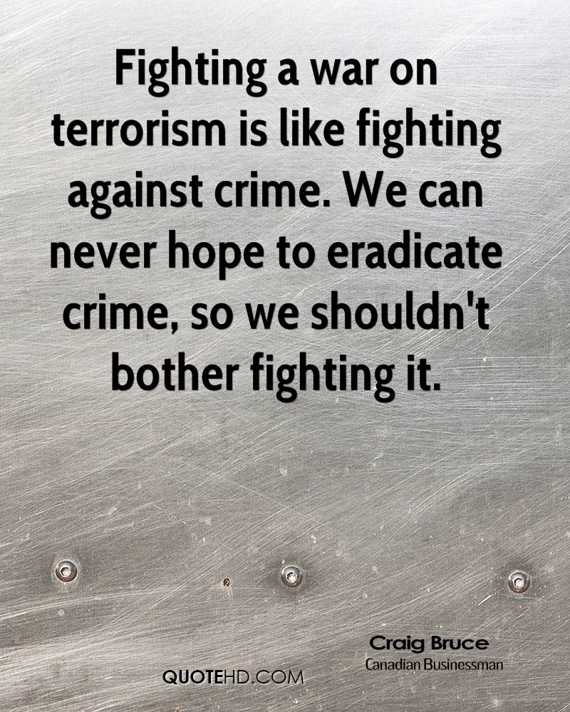 Quotes On War: War On Terror Quotes. QuotesGram