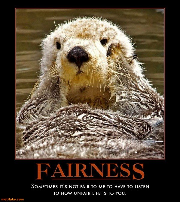 Funny Quotes About Fairness. QuotesGram