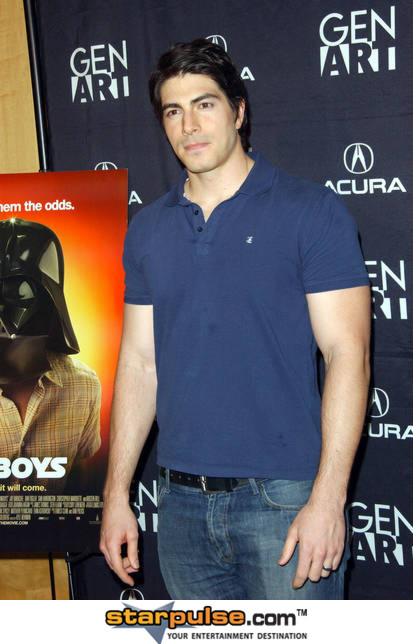 brandon routh workout - photo #13