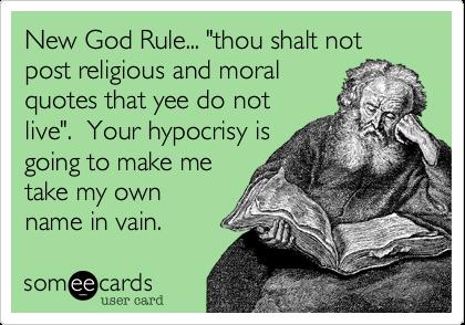 faith hypocrisy quotes for facebook quotesgram