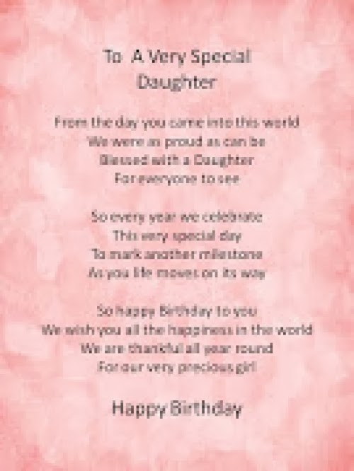 Pleasing Daughters 25Th Birthday Quotes Quotesgram Personalised Birthday Cards Paralily Jamesorg