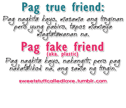 Quotes Dear Friend Tagalog: Friend Quotes Tagalog. QuotesGram