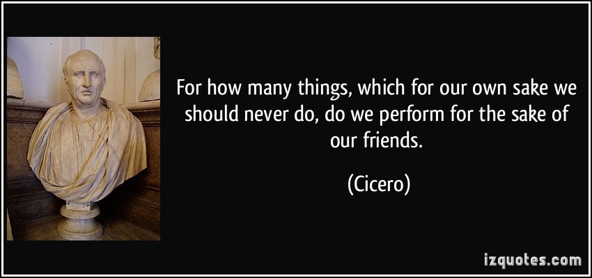 Do And Frases: Cicero Quotes. QuotesGram