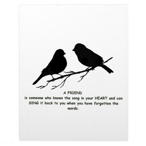 Bird Friendship Quotes. QuotesGram