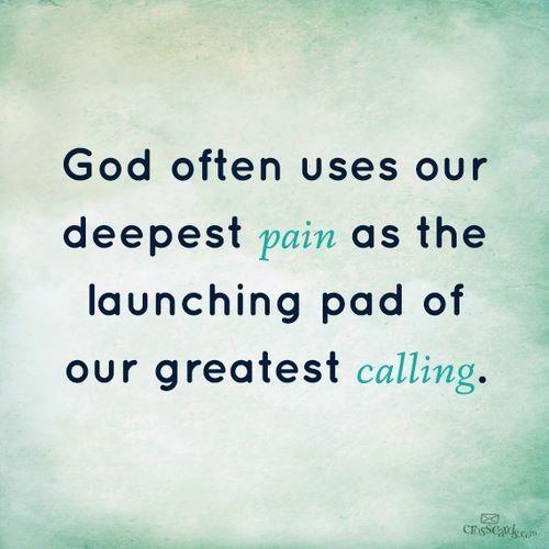 Pain God Quotes Quotesgram