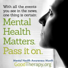 Mental Health Awareness Quotes. QuotesGram