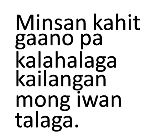 Love Sad Quotes For Him Tagalog: Sad Tagalog Quotes. QuotesGram