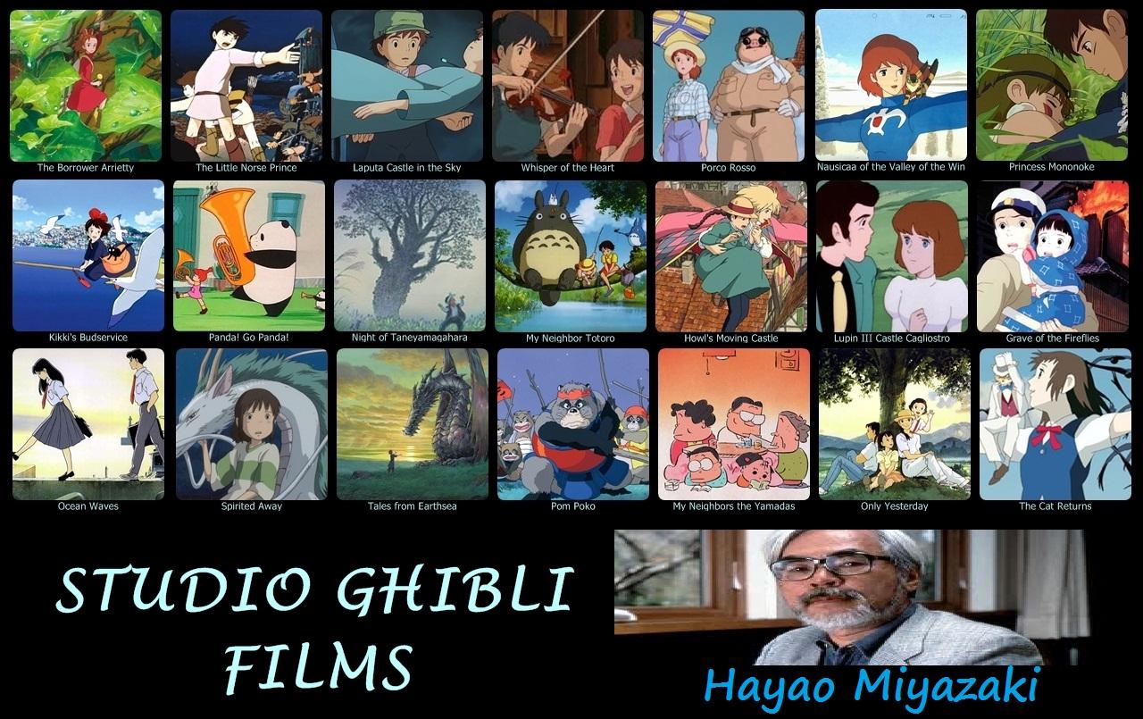 Studio Ghibli Movie Quotes Quotesgram