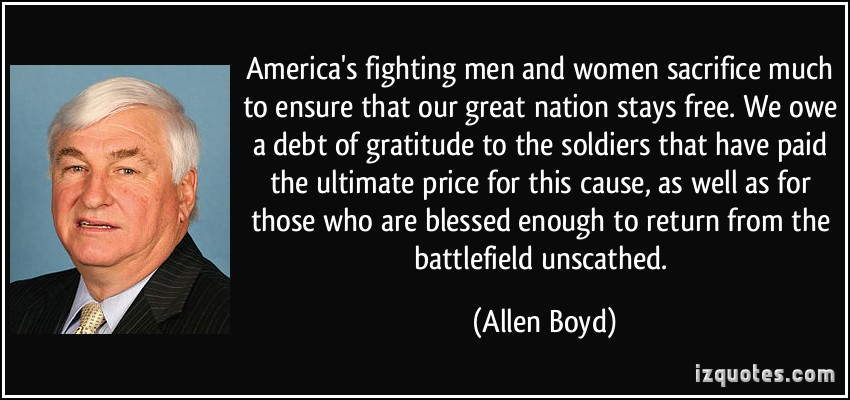 military ultimate sacrifice quotes - 850×400