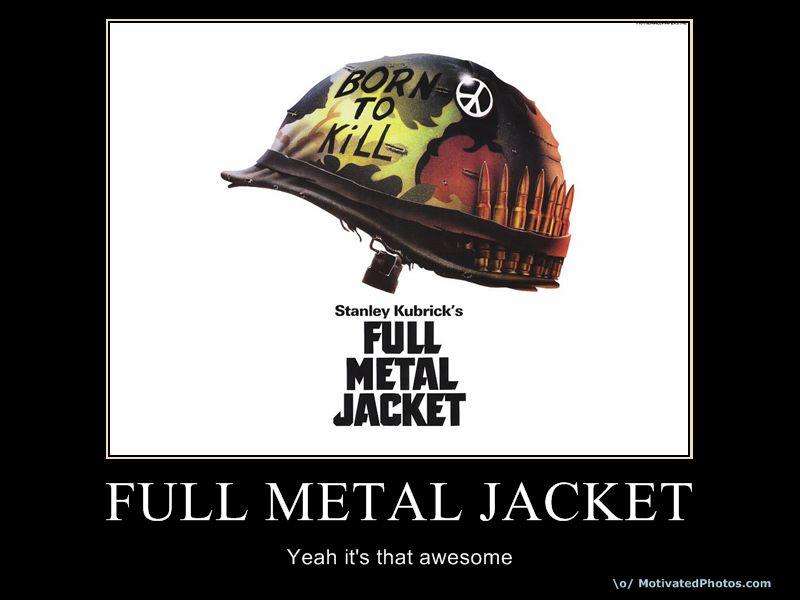 best full metal jacket quotes quotesgram
