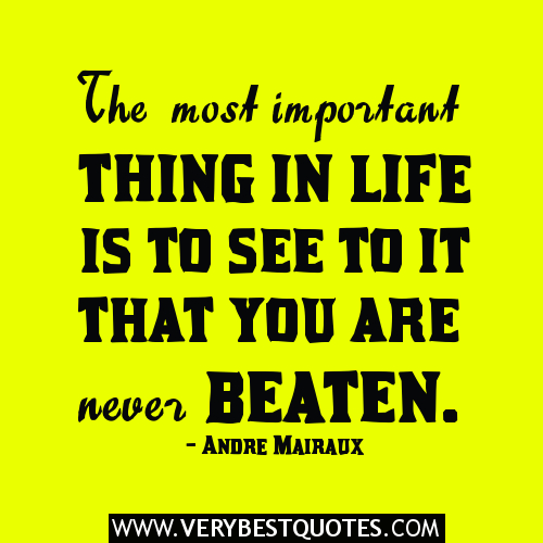 Important Life Quotes: Quotes About Important Things In Life. QuotesGram