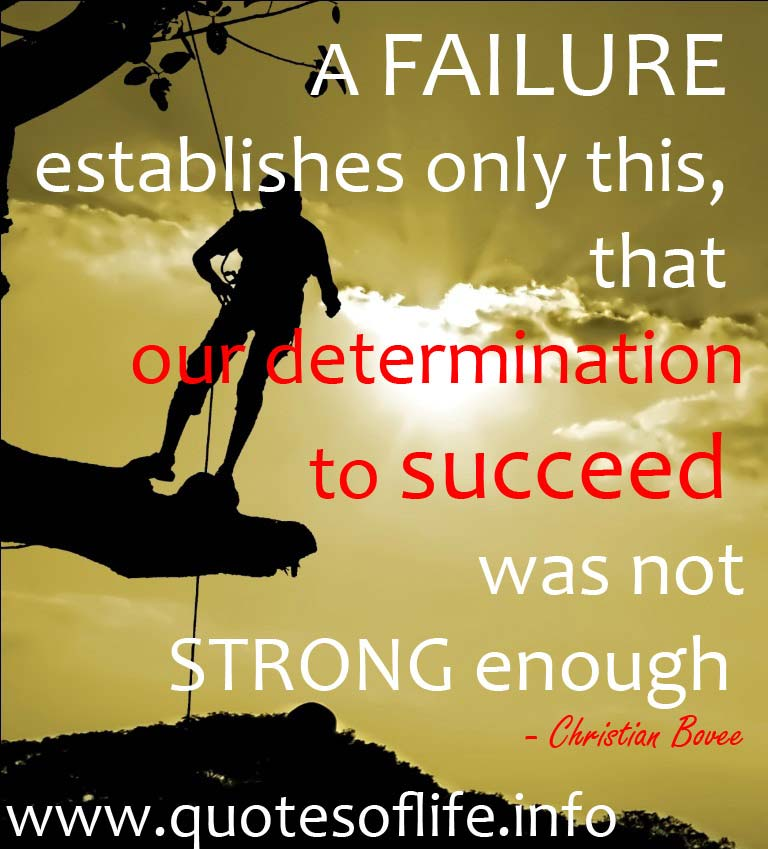 Inspirational Quotes About Failure: Christian Quotes On Failure. QuotesGram