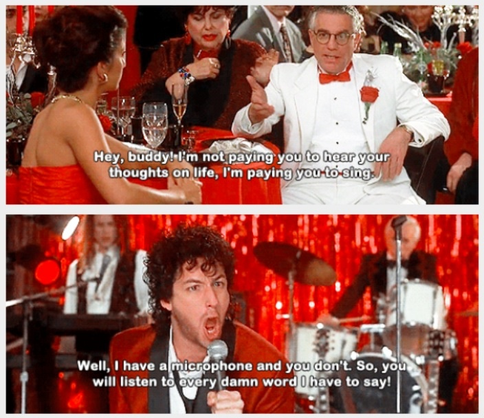 Wedding Singer Quote: The Wedding Singer Movie Quotes. QuotesGram