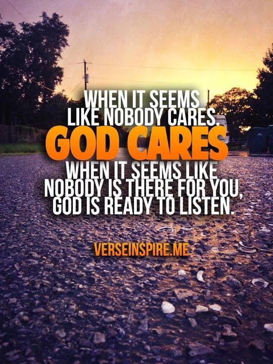 God Cares Quotes. QuotesGram