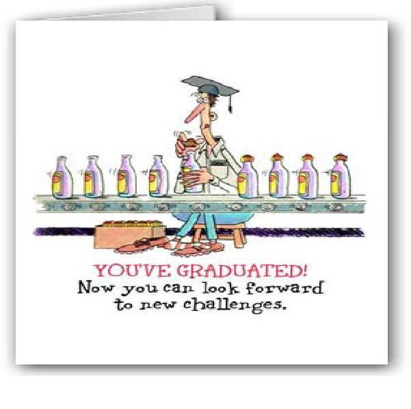 Humorous Graduation Quotes: Humorous Graduation Quotes. QuotesGram