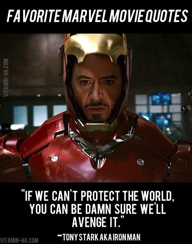Funny Marvel Quotes Quotesgram